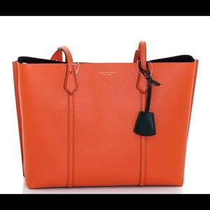 Tory Burch Perry Triple Compartment Tote $348